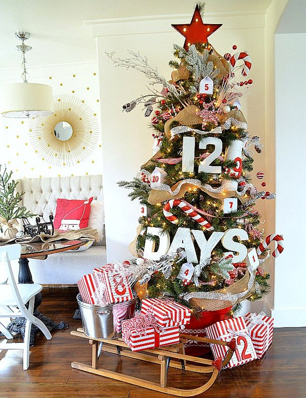Non Traditional Christmas Tree.10 Non Traditional Christmas Tree Ideas Fort Worth Magazine