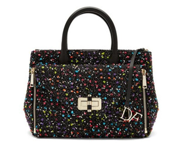 DVF Secret Agent Bag
