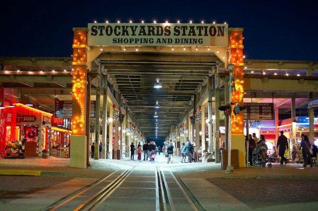 Treat Street In The Stockyards Fort Worth Magazine