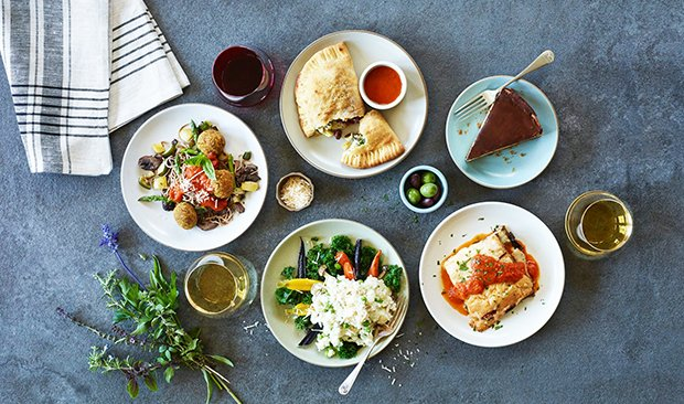 The Ultimate List of Local Meal Prep and Food Delivery