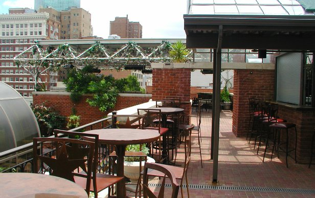 Your Spring List Of Fort Worth S Rooftop Bars And