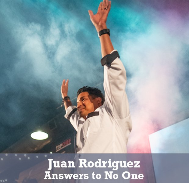Juan Rodriguez: Answers to No One