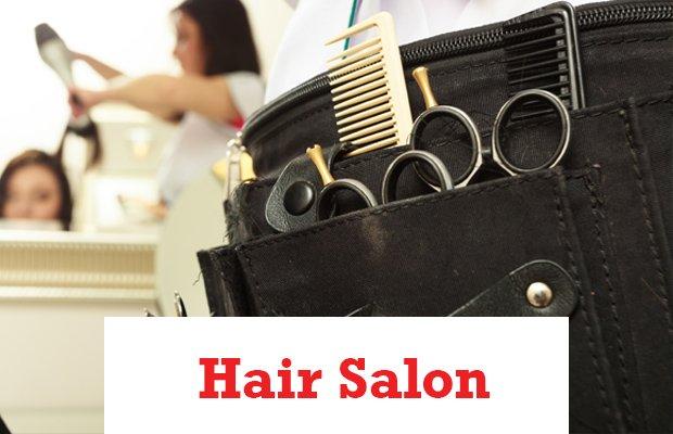 Hair Salon Header