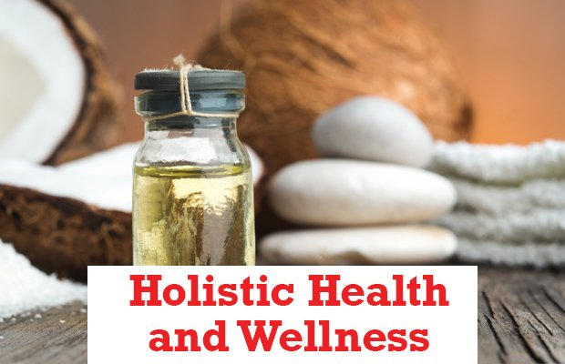 Holistic Health and Wellness Header