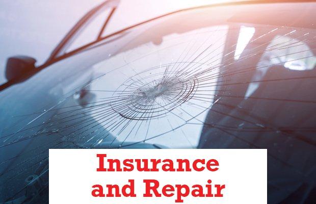 Insurance and Repair Header