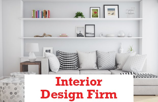 Interior Design Firm Header