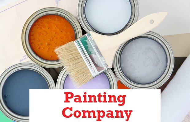 Painting Company Header