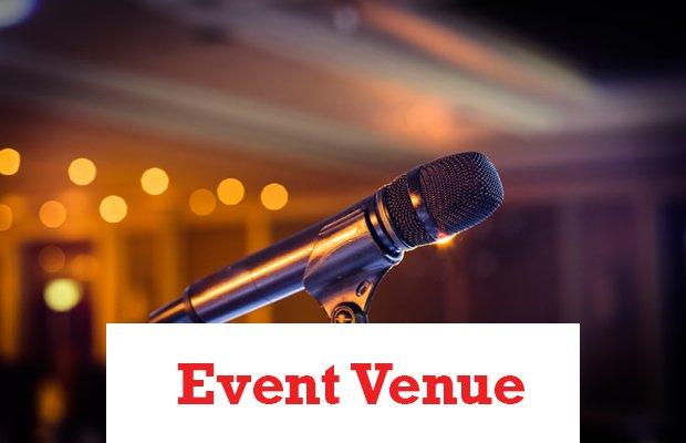 Event Venue Header