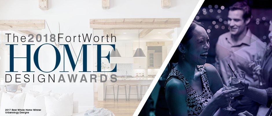 2018 Home Design Awards Fort Worth
