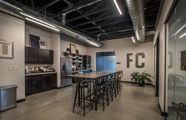 Fort Capital Kitchen