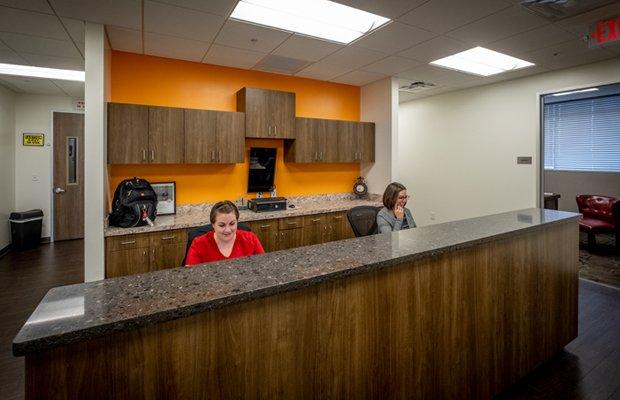 DFW Spine Office