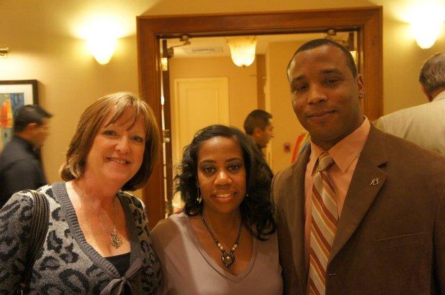 Noreen Kennedy, Kendria White, Ricky Brown.JPG.jpe
