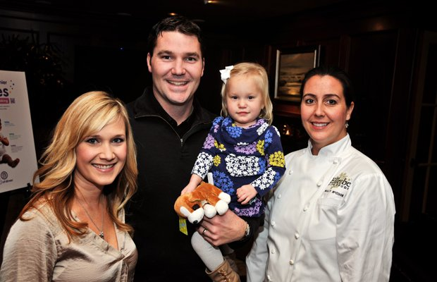 Denae, Ada and Brian McCoy with Lead Chef Molly McCook.jpg.jpe
