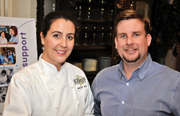 2013 Lead Chef Molly McCook and GM Richard King of Ellerbe Fine Foods.jpg.jpe