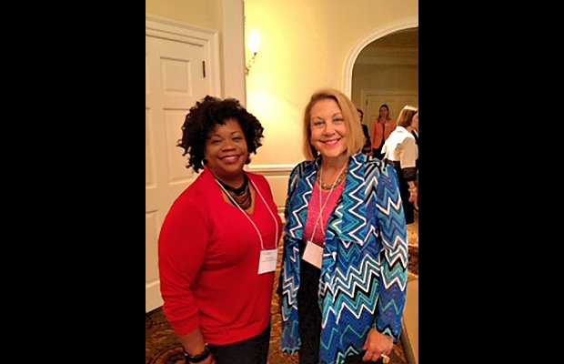 Photo 3 - Winifred King and Pam Johndroe.jpg.jpe