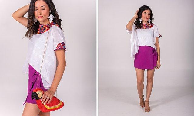 Luna Antigua Style