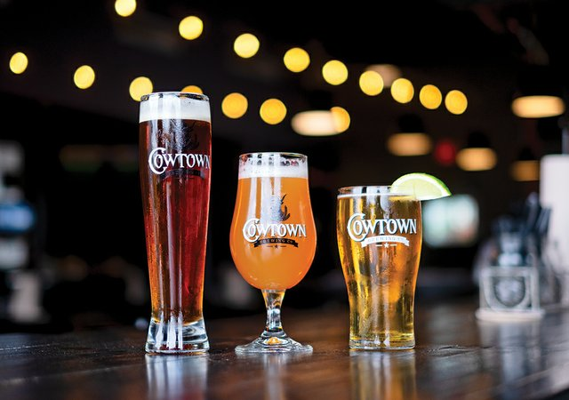 Cowtown Beers