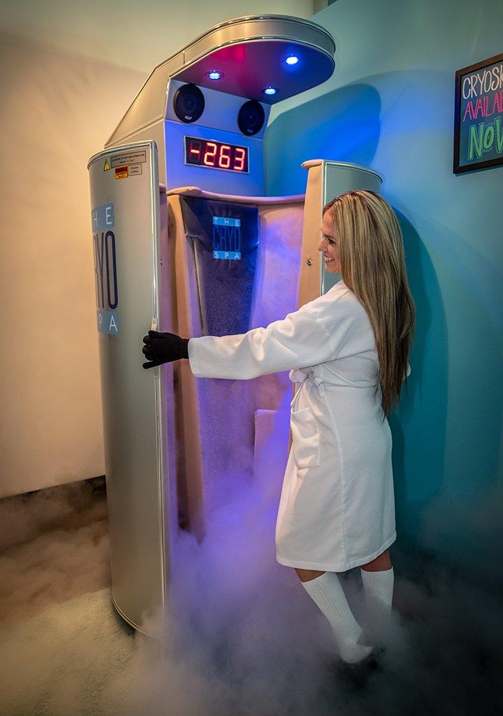 The Cryo Spa