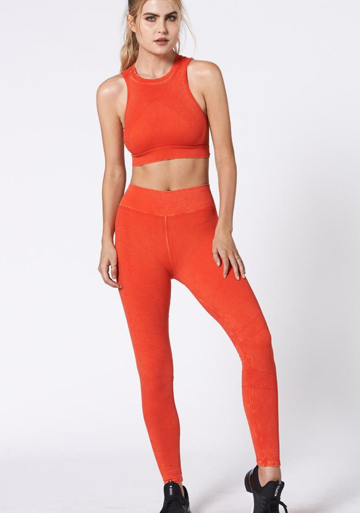 7. Fitted Leggings