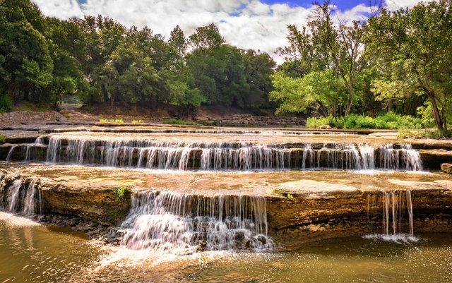 Westworth Falls