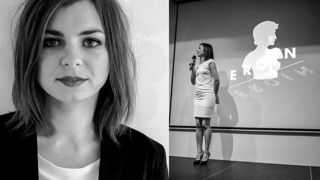Audrey Clinet, filmmaker, Eroïn