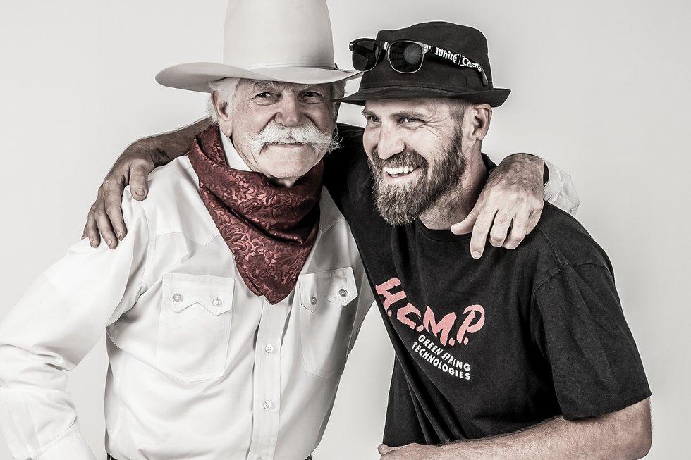 Steve Murrin and James Zametz