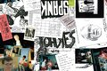 The Toadies early days collage