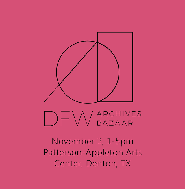 DFW_ArchivesBazaarlogo_black-whitebg-date location