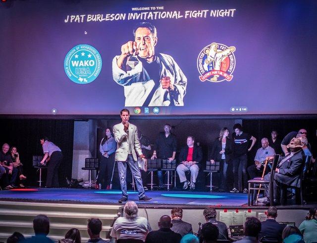 The J. Pat Burleson Invitational