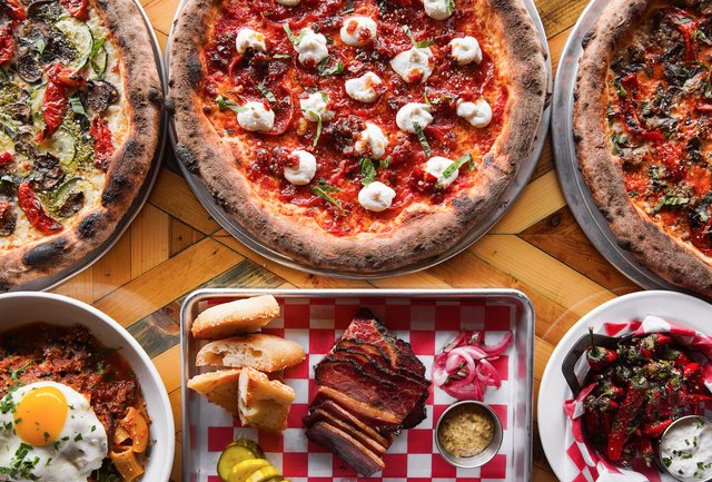 Zoli's Pizza and Cow Tipping Creamery