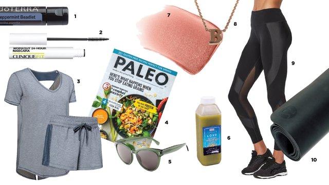 Brooke Hamblet's essential items