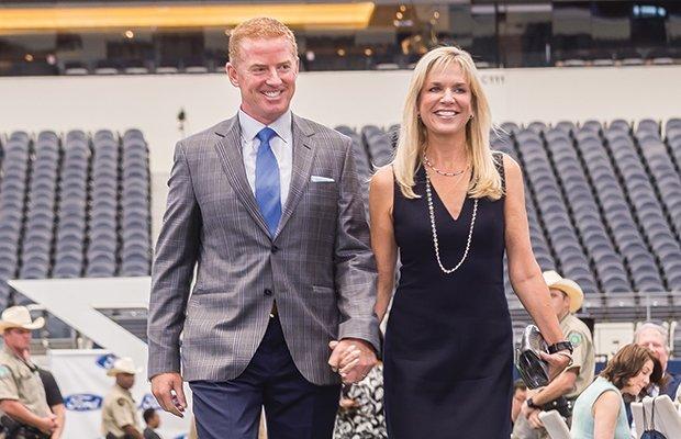 Coach Jason Garrett and wife Brill Garrett.jpg.jpe.jpeg