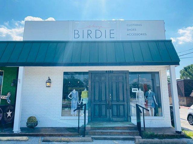 Shop Birdie