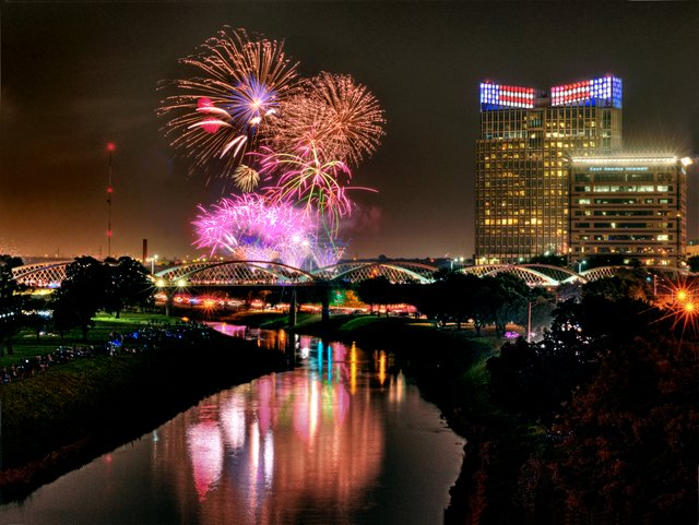 Fort Worth's Fourth