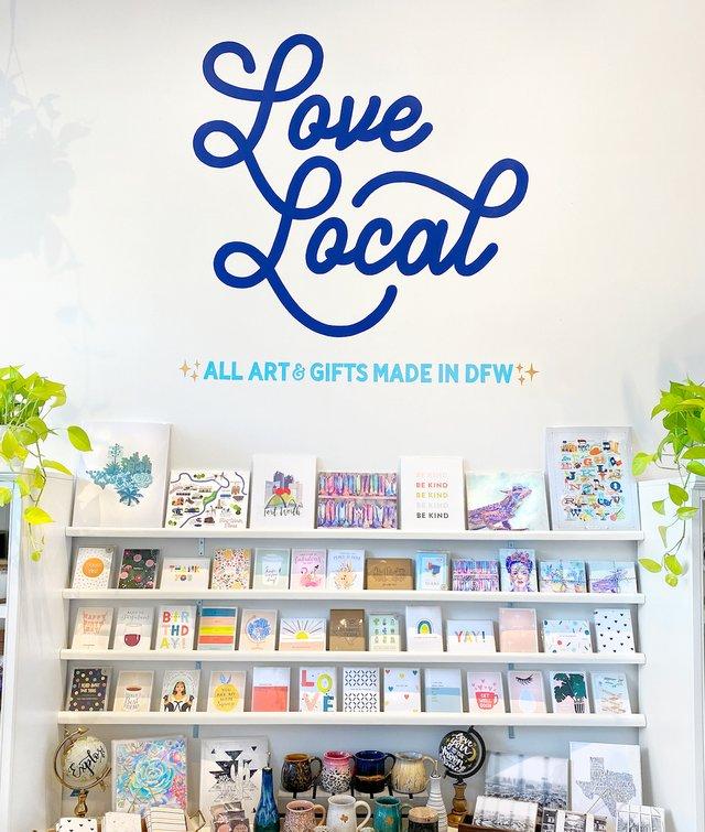 Love Local Coffee & Art Shop