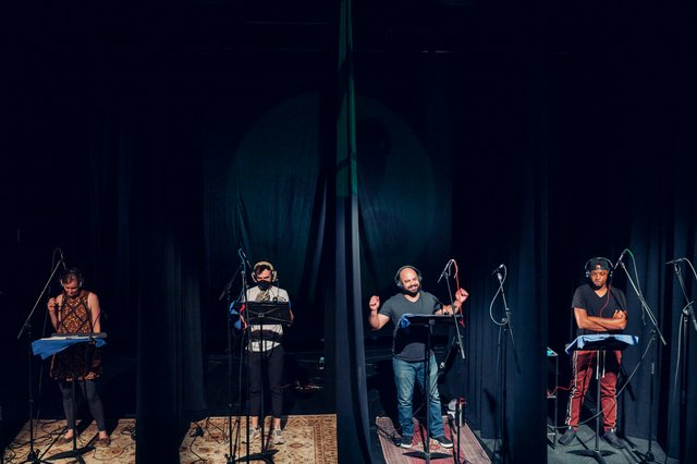 Felicia Bertch, Mitchell Stephens, Jovane Caamano, JR Bradford by photographer Evan Michael Woods.jpg