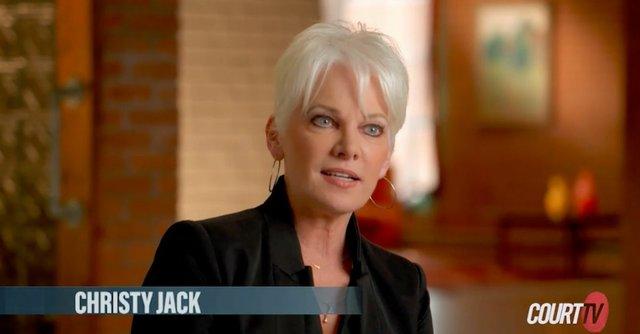 Christy Jack on Court TV