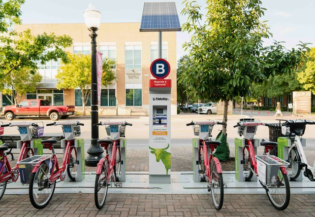 Fort Worth Bike Sharing
