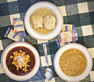 Matzo Ball Soup, Bean and Barley Soup, Chili-002.jpg.jpe