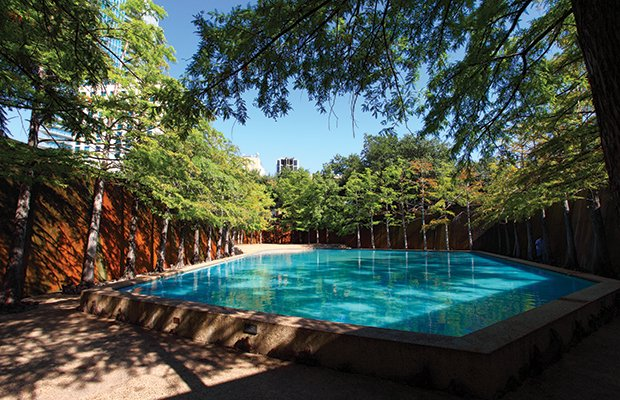 The Part Of The Water Gardens You Forgot About Fort Worth Magazine