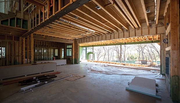 2018 Home of Dreams: Follow the Progress - Fort Worth Magazine