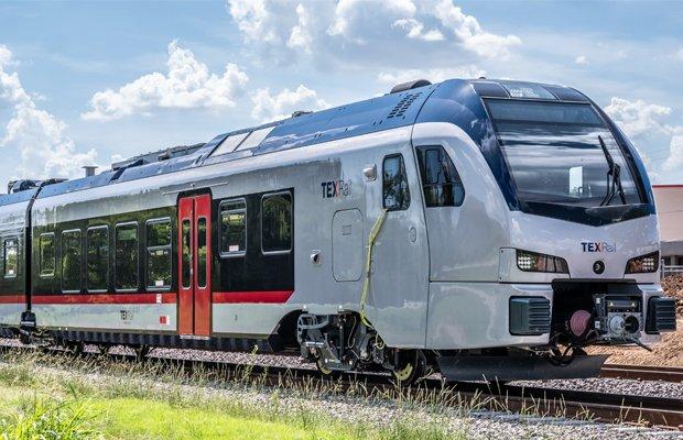 TEXRail Train