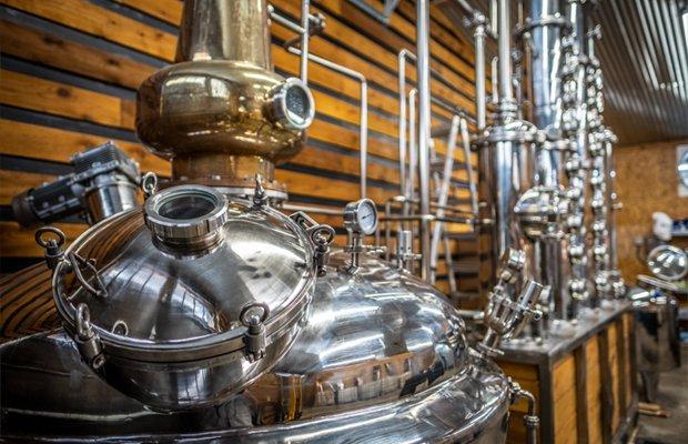 Distillery Machines