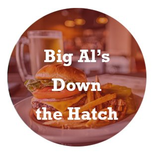 Big Al's Down the Hatch Link