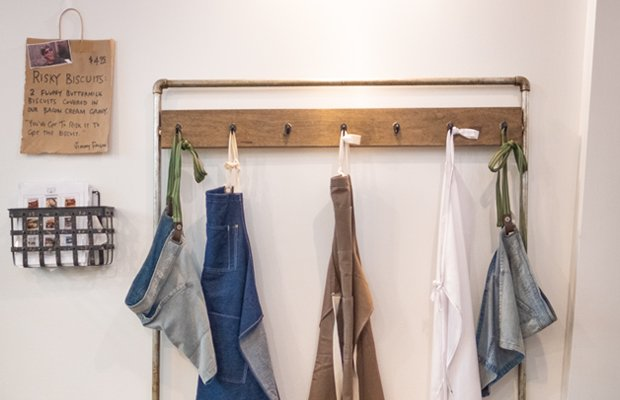 Hanging Overalls