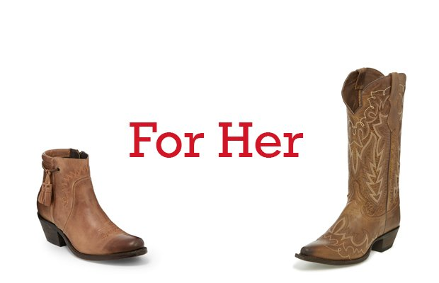 Cowboy Boots for Her