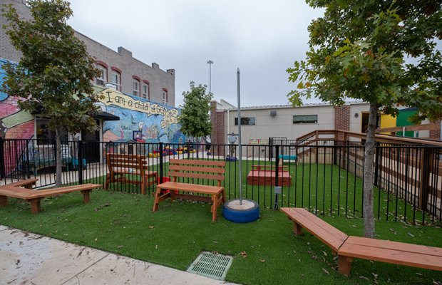 Fortress YDC Playground