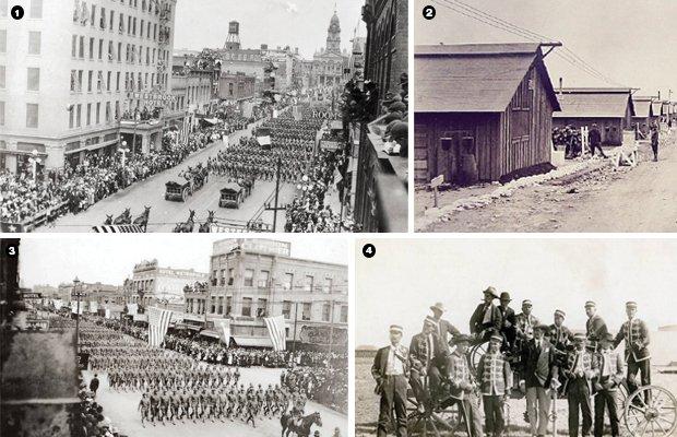 World War One Collage