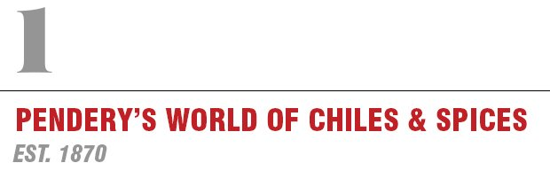 1: Pendery's World of Chiles & Spices