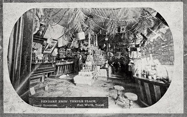 Pendery's Interior